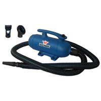 XPOWER Manufacture, Inc. XPOWER B-27 Super Tub Pro Double Motor Professional Pet Force Dryer