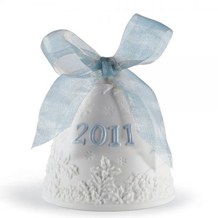 Lladro Annual (Lladro Annual Edition Christmas Bell, 2011 )