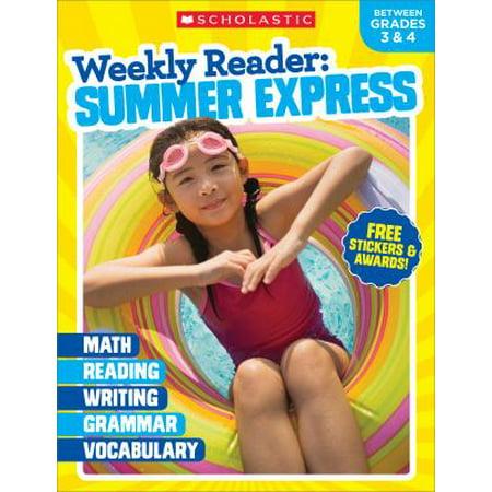 Weekly Reader Summer Express Between Grades 3   4
