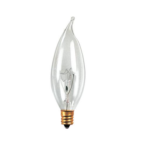 Bulbrite Industries 130-Volt (2700K) Incandescent Light Bulb (Set of 31)