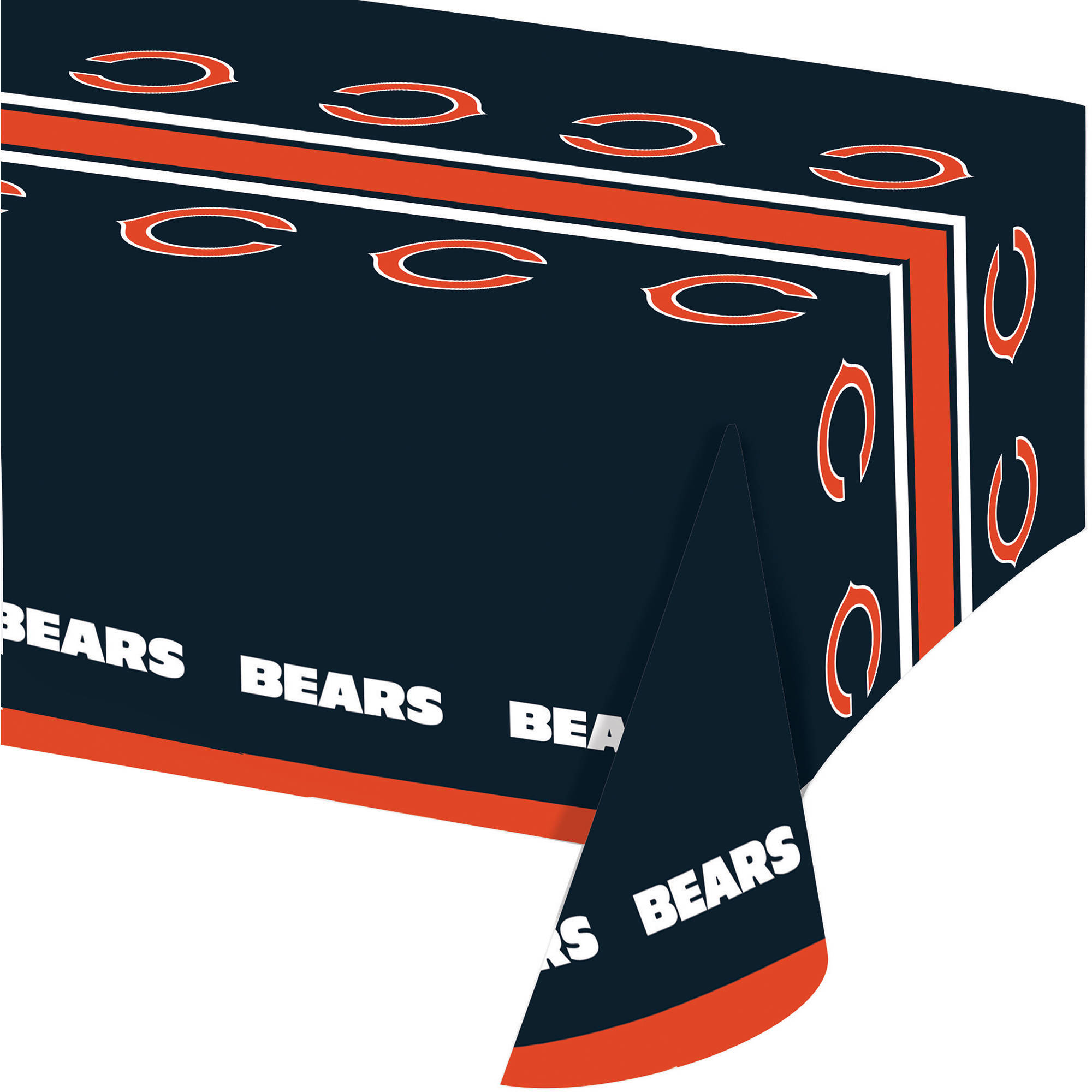Chicago Bears Table Cover