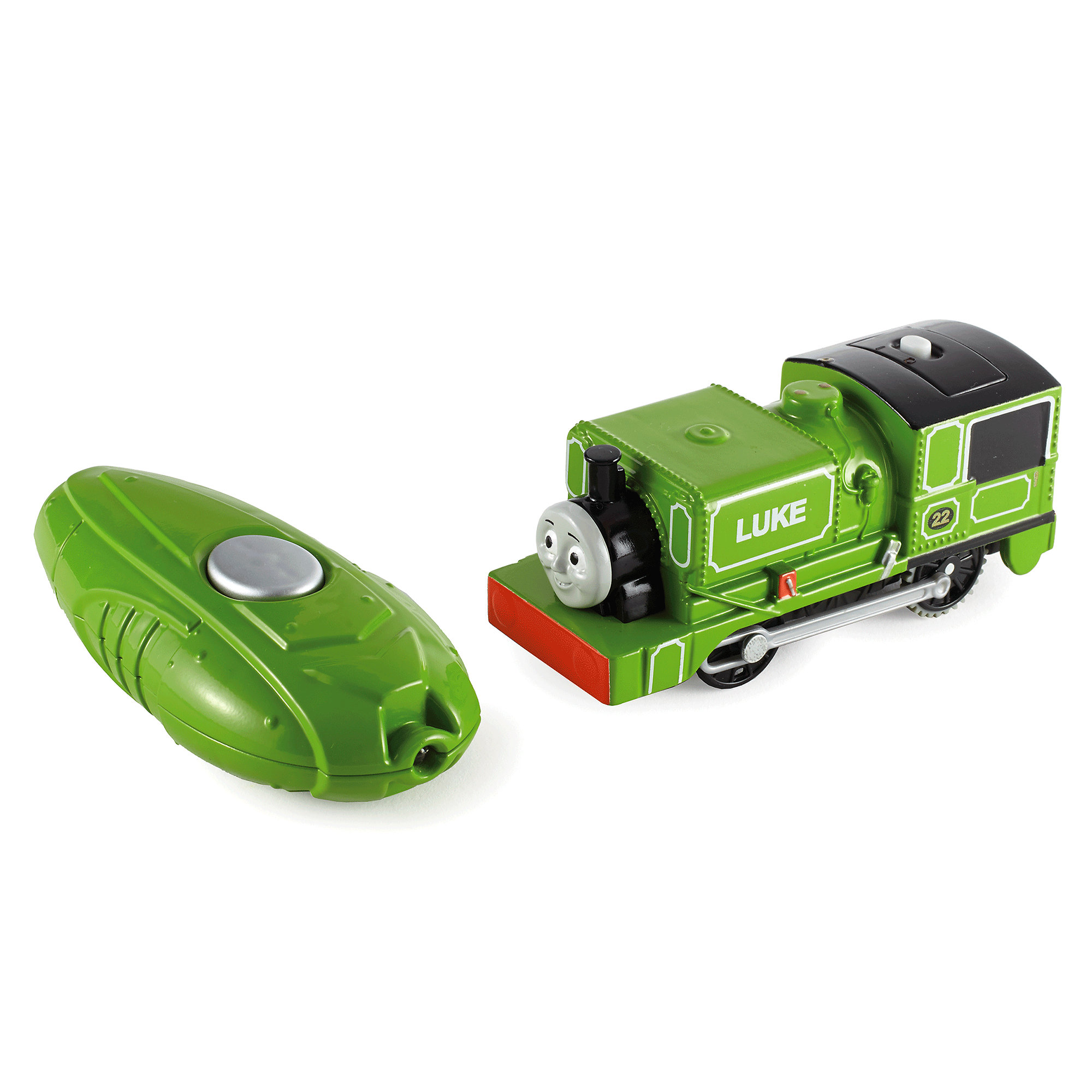 Fisher Price Thomas & Friends Trackmaster R C Luke by Fisher-Price
