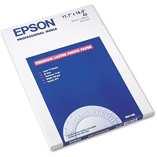 Epson S041406 Photographic Papers