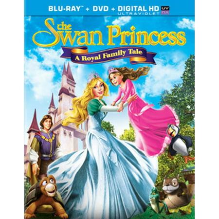 The Swan Princess: A Royal Family Tale (Blu-ray)