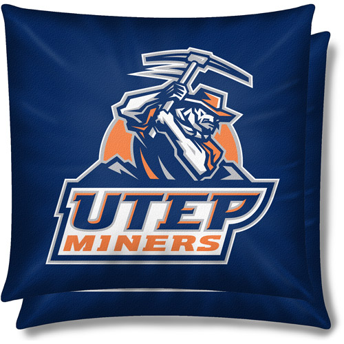 NCAA UTEP Miners Pillow Set,