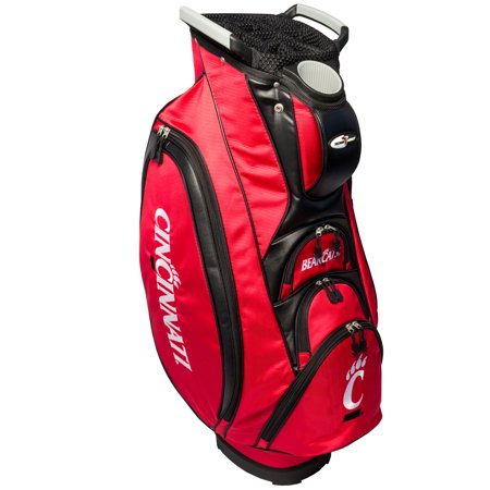 Team Golf NCAA Cincinnati Bearcats Victory Golf Cart Bag
