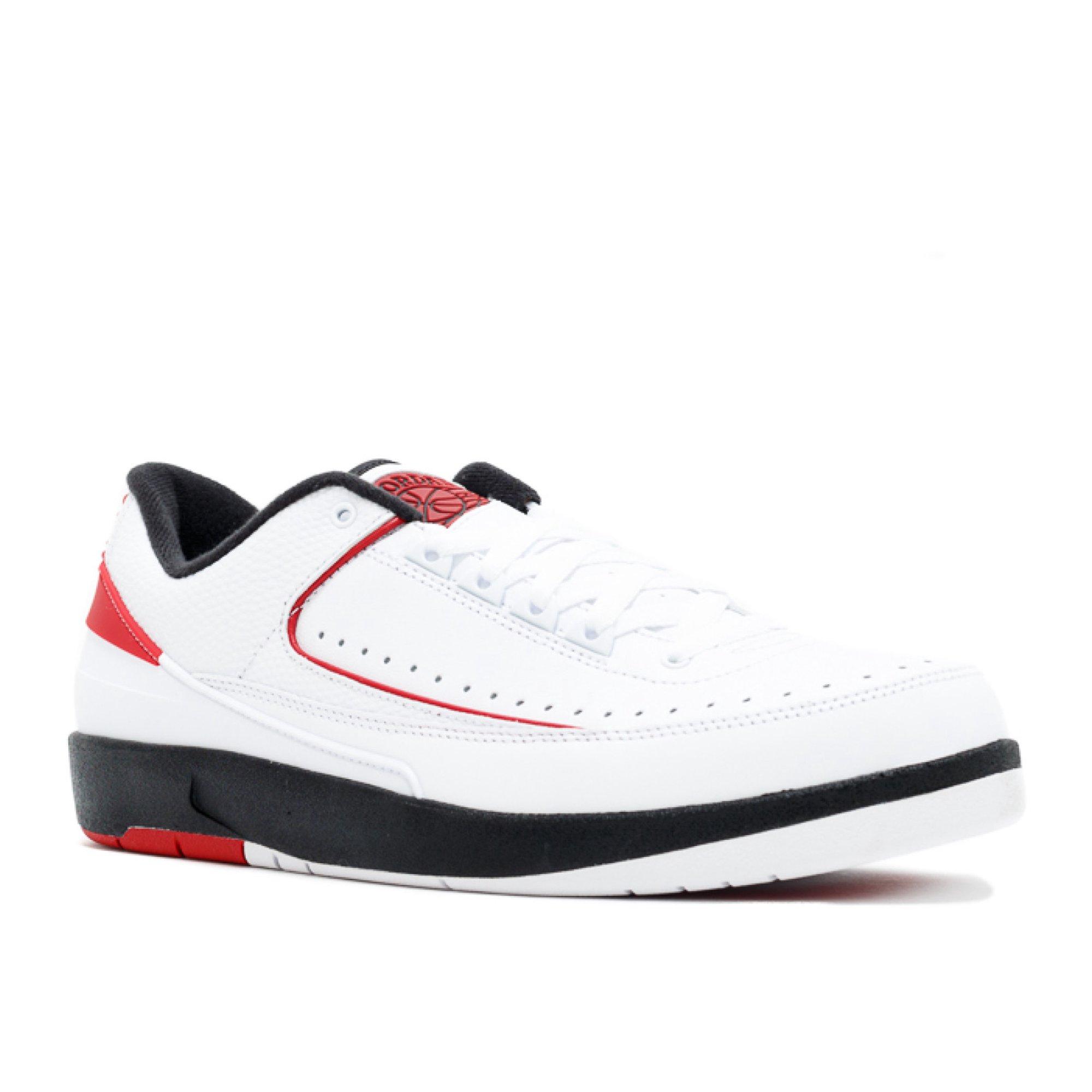 hot new products the best exquisite design Air Jordan - Men - Air Jordan 2 Retro Low 'Chicago 2016 Release' -  832819-101 - Size 12