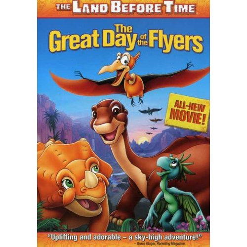 The Land Before Time XII: The Great Day Of The Flyers (Full Frame)