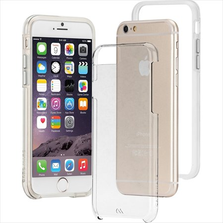 Case Mate Tough Naked Case For Iphone 6 Plus 6s Plus Clear W