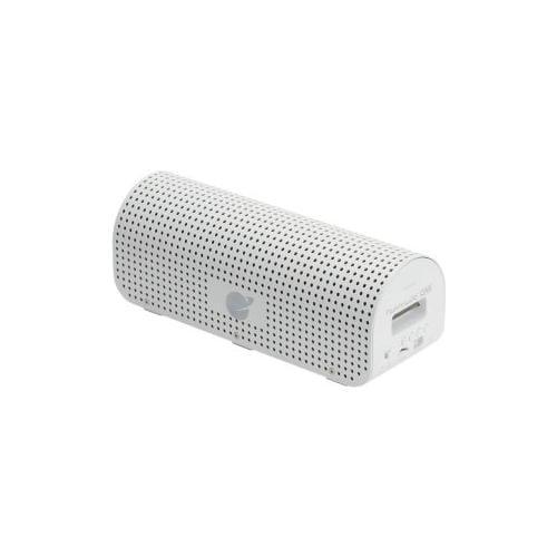 Boss  Planet Audio Water Resistant Cruiser Speaker - White