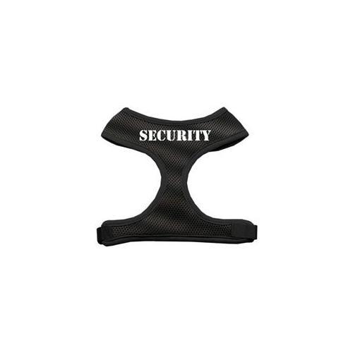 Security Design Soft Mesh Harnesses Black Medium