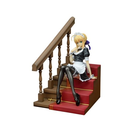 Fate Hollow Ataraxia Saber - Fate/hollow ataraxia Saber -Delusion Maid Version PVC Figure