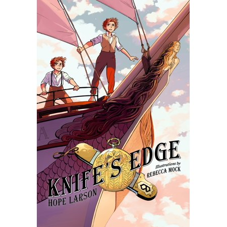Knife's Edge : A Graphic Novel (Four Points, Book (Melting Point Of 4 Bromo 2 Chloroacetanilide)