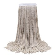O-Cedar Commercial #16 Cotton Cut-End Mop (Set of 12)