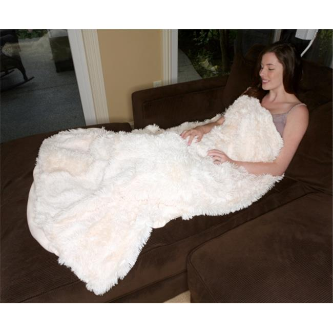 Living Health Products ALPB-004-01 Alpaca Blankets Beige ...
