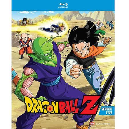 Dragon Ball Z  Season Five  Blu Ray   Japanese