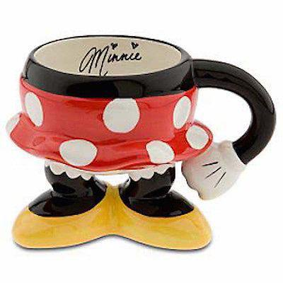 disney parks best of mickey ceramic coffee mug minnie mouse