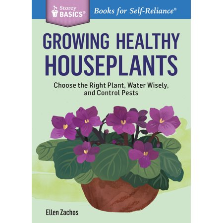 Growing Healthy Houseplants - Paperback