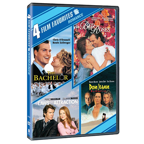 4 FILM FAVORITES-NEW LINE ROMANTIC COMEDY (DVD/2 DISC)