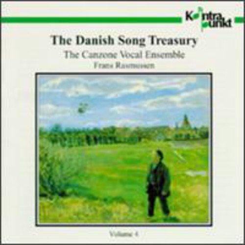 Danish Song Treasury 4 / Various