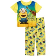 Toddler Boys Licensed Sleepwear-minions