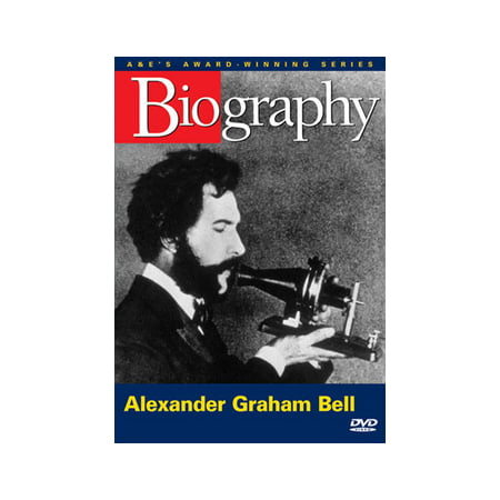 - Biography: Alexander Graham Bell (DVD)