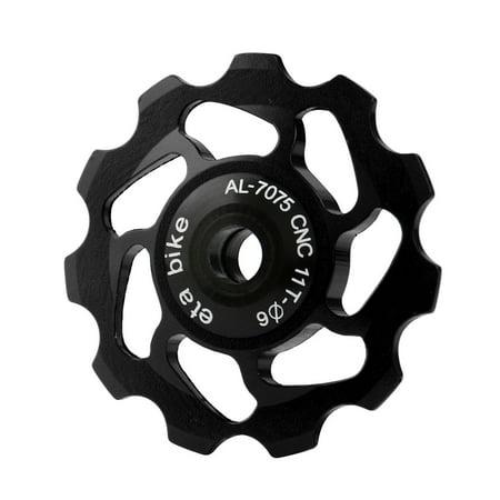 11T MTB Ceramic Bearing Jockey Wheel Pulley Road Bike Bicycle Rear Derailleur