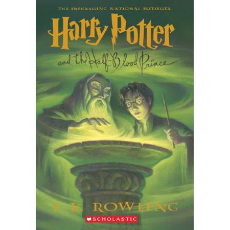 - Harry Potter and the Half-Blood Prince (Paperback)