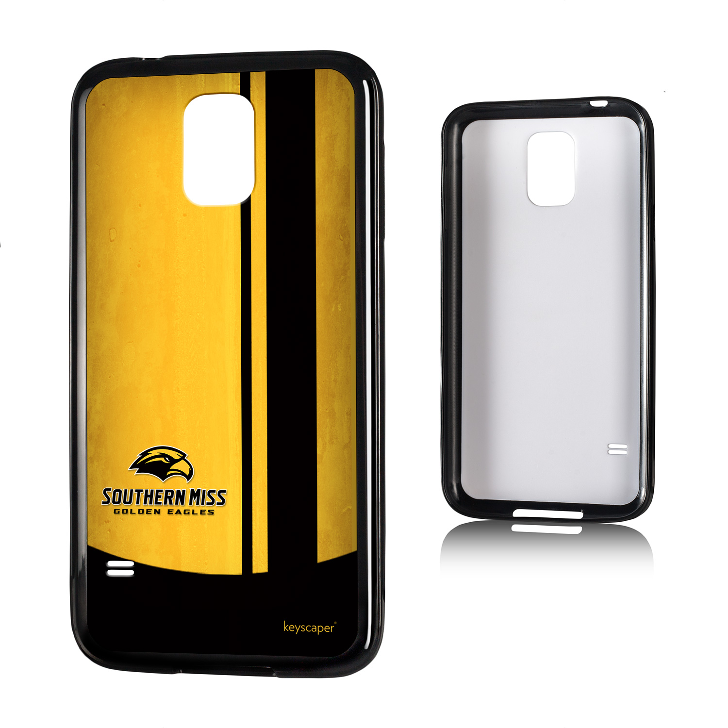 Southern Mississippi Golden Eagles Galaxy S5 Bumper Case