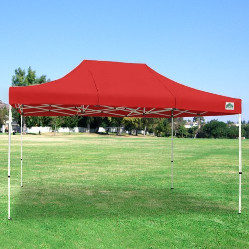 Caravan 10x15 ft. Aluma 500 Denier Heavy Duty Commercial Canopy