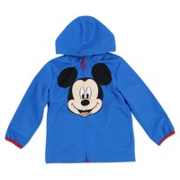 Mickey Mouse Toddler Boy Windbreaker Jacket