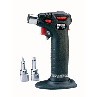 Master Appliance Triggertorch  Microtorch Kits - 10554 triggertorch 3 in1 self igniting