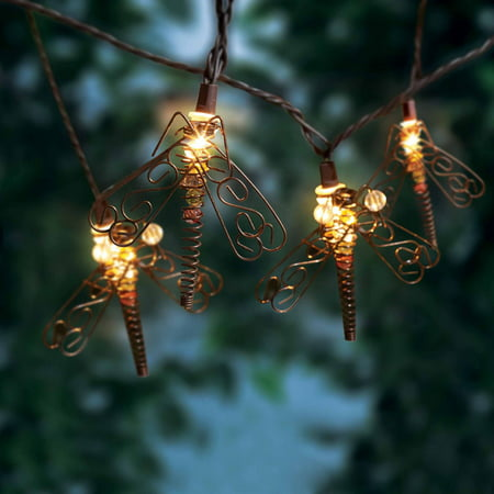 Mainstays Dragonfly String Lights 10 Count
