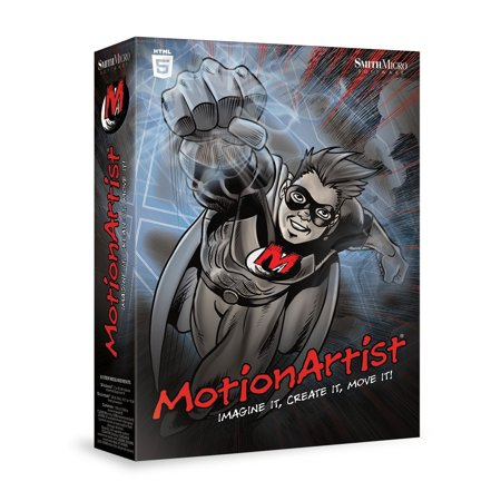 Smith Micro MotionArtist for Windows and Mac