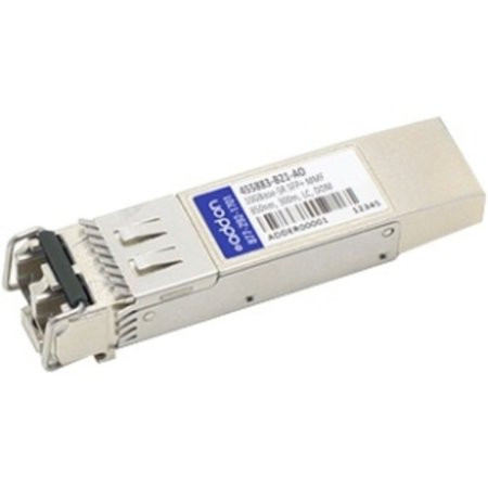 AddOn HP 455883-B21 Compatible 10GBase-SR SFP+ Transceiver (MMF, (Refurbished)