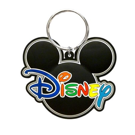 Mickey Mouse Icon Namedrop Keychain