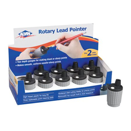 Rotary Lead Pointer Display - Set of 10