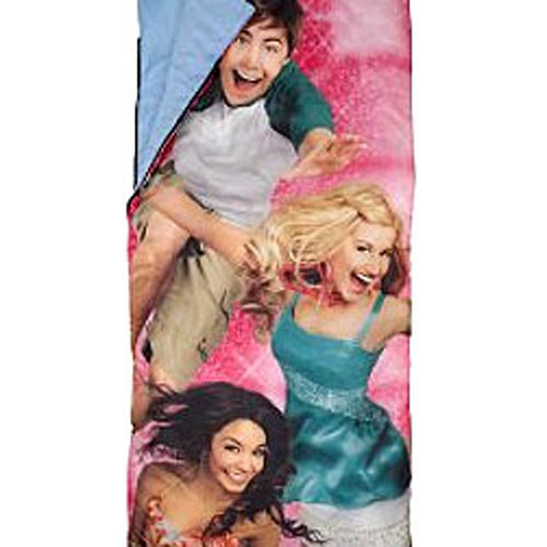 High School Musical Sharpay Gabriella HSM Sleeping Bag