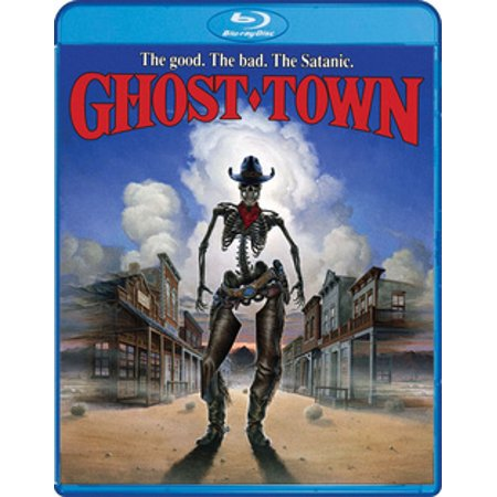 Ghost Town (Blu-ray)](The Halloween Town)