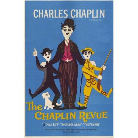 The Chaplin Revue Movie Poster (11 x 17)