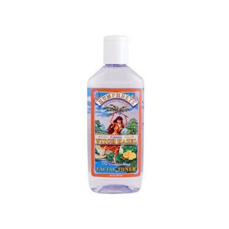 Humphrey's Witch Hazel Facial Toner, Citrus, 8 Fl Oz