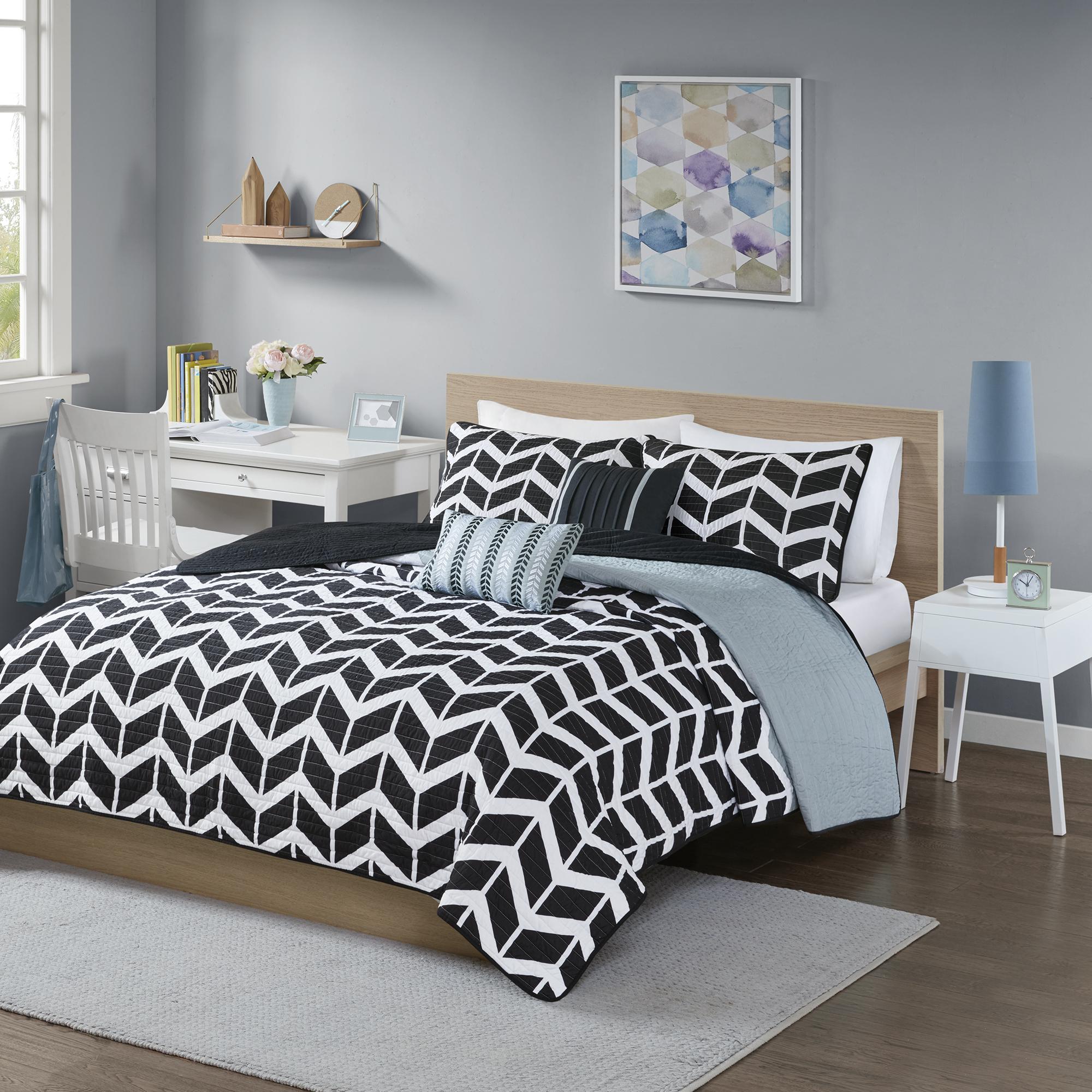 Home Essence Apartment Darcy Ultra Soft Coverlet Set