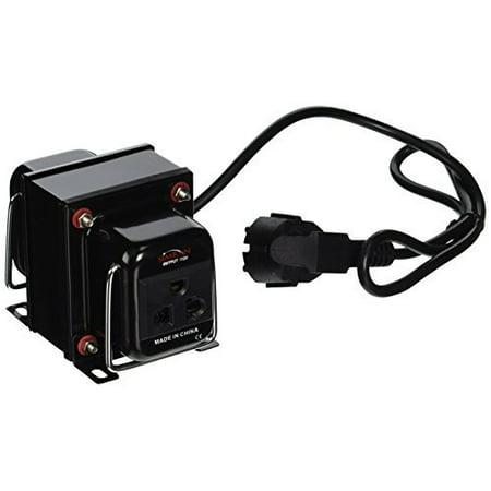 Simran THG-200 Simran 200W Step Down Transformer Voltage Converter for 220V to 110V Power Conversion ()