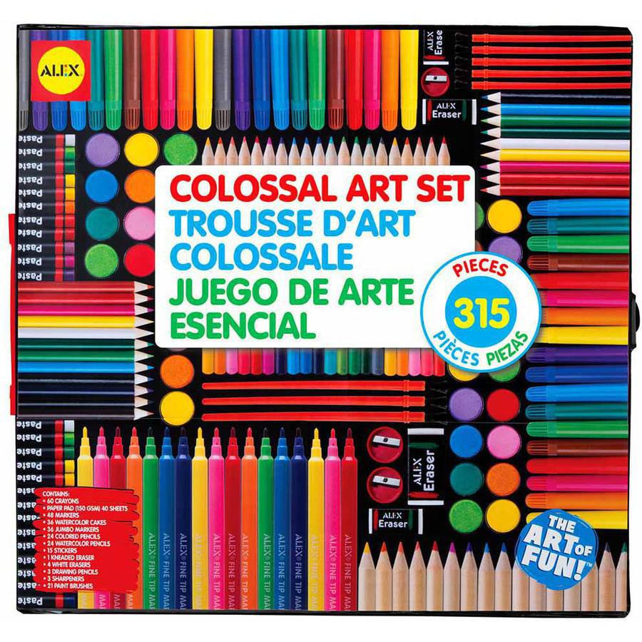 ALEX Toys Artist Studio Colossal Art Set by Alex Brands