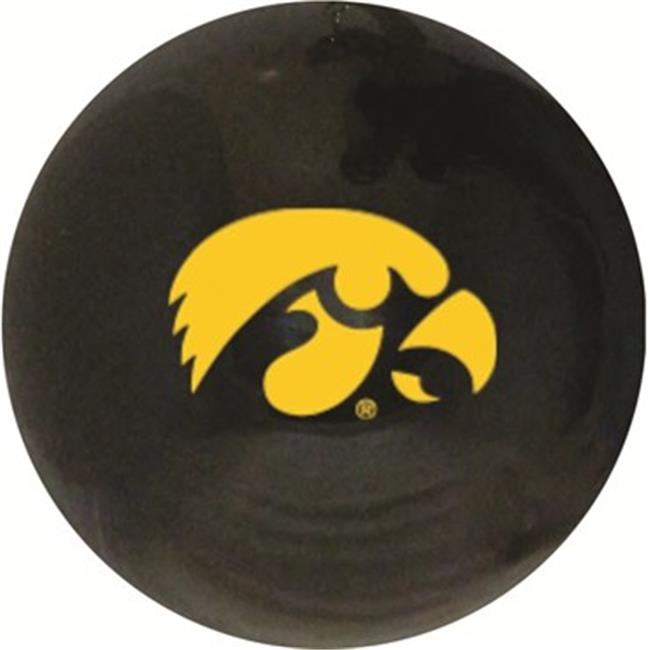 Very Cool Stuff VCSBLK04UI 4 inch University Of Iowa Stainless Steel Globe