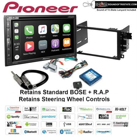 Pioneer AVH-2550NEX DVD Player fits 03-05 Chevy Blazer 03-06 Silverado (Best Pioneer Blu Ray Player)