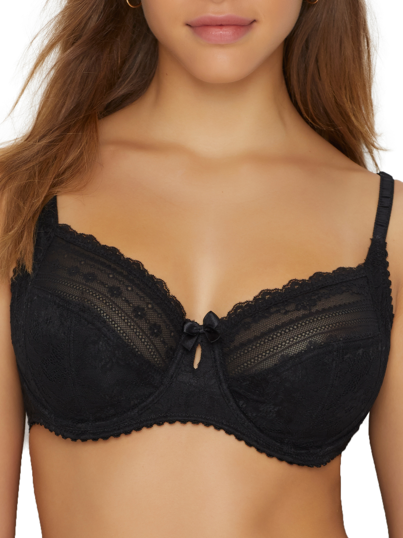 Pour Moi Remix Side Support Bra Women/'s
