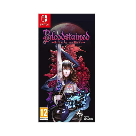 Bloodstained: Ritual of the Night, 505 Games, Nintendo Switch, (Digital Download) 045496664626
