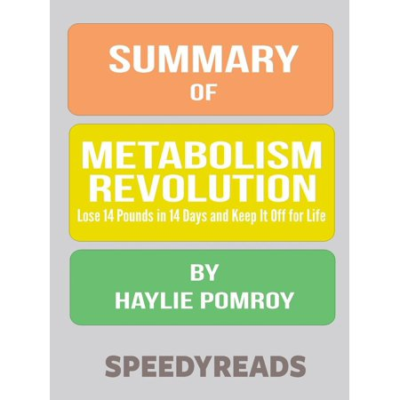 Summary of Metabolism Revolution: Lose 14 Pounds in 14 Days and Keep It Off for Life by Haylie Pomroy - (The Russian Revolution Sheila Fitzpatrick Chapter Summaries)