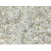 Packing Peanuts Shipping Anti Static Loose Fill 30 Gallons 4 Cubic Feet White